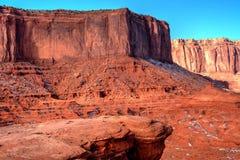 Arizona Monument Valley Royalty Free Stock Image
