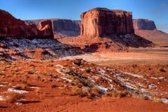 Arizona Monument Valley Stock Image