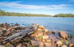 Arizona Mountain Desert Landscape Stock Images