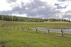 Arizona Mountain Landscape Royalty Free Stock Photo
