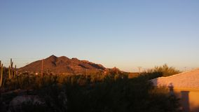 Arizona Mountains Royalty Free Stock Image
