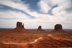 arizona nawaho pomnikowego park dale plemienna Obraz Stock