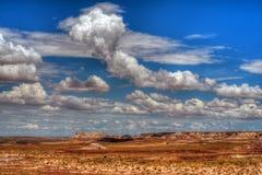 Arizona Painted Desert Royalty Free Stock Image