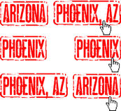 arizona phoenix stock illustrationer