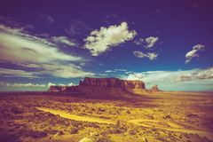 Arizona południowi wschody Zdjęcie Stock