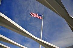 Arizona pomnik, pearl harbour obrazy royalty free