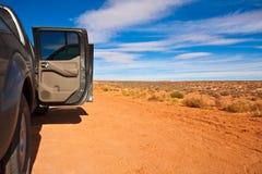 arizona pustynia Fotografia Stock