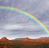 Arizona Rainbow Stock Images
