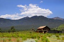arizona ranch Arkivfoto