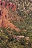 Arizona red rock canyon Stock Photos