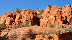 Arizona Red Rock Royalty Free Stock Images