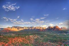 Arizona Red Rocks Stock Photo