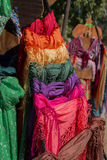 Arizona Renaissance Festival Fashion Dresses Royalty Free Stock Photos