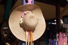 Arizona Renaissance Festival Fashion Hat Royalty Free Stock Photo