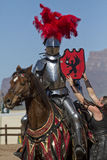 Arizona Renaissance Festival Jousting stock photo