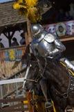 Arizona Renaissance Festival Jousting Royalty Free Stock Photo