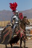 Arizona Renaissance Festival Jousting Royalty Free Stock Photography