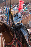 Arizona Renaissance Festival Jousting Royalty Free Stock Image