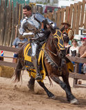Arizona Renaissance Festival Jousting Stock Images