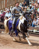 Arizona Renaissance Festival Jousting Stock Photos