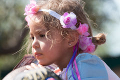 Arizona Renaissance Festival Kids Stock Photography