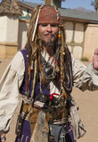Arizona Renaissance Festival Man Royalty Free Stock Photography