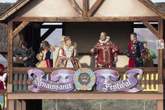 Arizona Renaissance Festival Royalty Stock Images