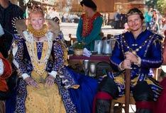 Arizona Renaissance Festival Royalty Royalty Free Stock Images