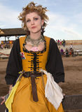 Arizona Renaissance Festival Wench Royalty Free Stock Photos