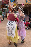 Arizona Renaissance Festival Wenches Royalty Free Stock Photography