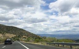 Arizona Roads Stock Image