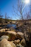 Arizona rzeka Obraz Royalty Free