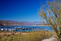 Arizona's Lake Roosevelt Royalty Free Stock Photos