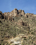 Arizona's Sabino Canyon Stock Image