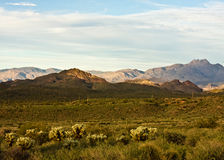 Arizona's Superstition Mountains Royalty Free Stock Photo