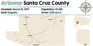 Arizona: Santa Cruz county Stock Photos