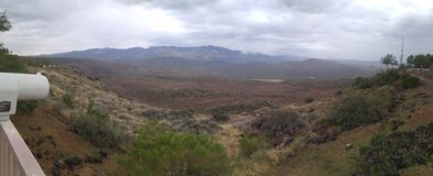 Arizona sceneria Obraz Royalty Free