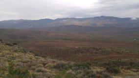 Arizona sceneria Fotografia Royalty Free