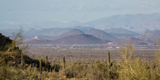 Arizona Scenery Royalty Free Stock Image