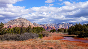 Arizona Scenic Landscape Royalty Free Stock Photo