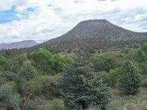 arizona sedona Arkivbilder