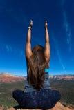 arizona sedona Zdjęcie Royalty Free
