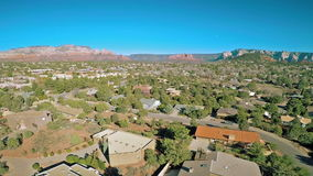 arizona sedona stock video