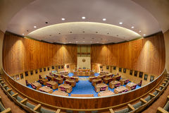Arizona Senate chamber Royalty Free Stock Image