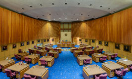 Arizona Senate chamber Stock Image
