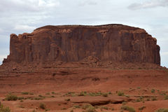 Arizona-/Staat Utah-Linie Stockbilder