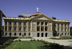 Arizona State Capitol Building. Located in Phoenix, Arizona. The Capitol building is on the National Register of Historic Places. The restored building opened Royalty Free Stock Image