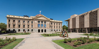 Arizona State Capitol Stock Image
