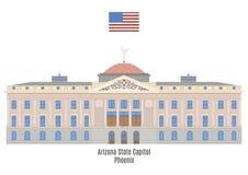 Arizona State Capitol, Phoenix Stock Photo