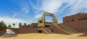 Arizona State University Art Museum, Tempe, Arizona Stock Images